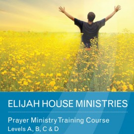 October 2016 : Prayer Ministry Training Course Level C